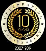 10 YEARS 2007-2017